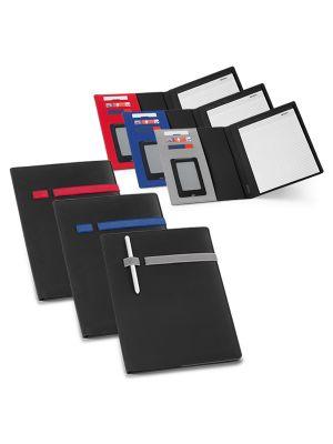 Torga. portafolios a4 de microfibra para personalizar imagen 1