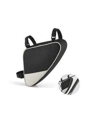 Complementos deportivos yates. bolsa para bicicleta de poliéster con logo imagen 2