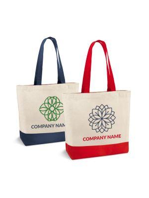 Bolsas compra edmonton de 100% algodón con publicidad imagen 2