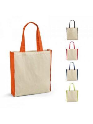 Bolsas compra bazar de 100% algodón para personalizar imagen 5