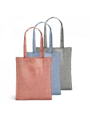 Bolsas personalizadas rynek de 100% algodón ecológico con logo vista 1