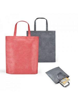 Bolsas personalizadas tarabuco no tejido con impresión vista 2