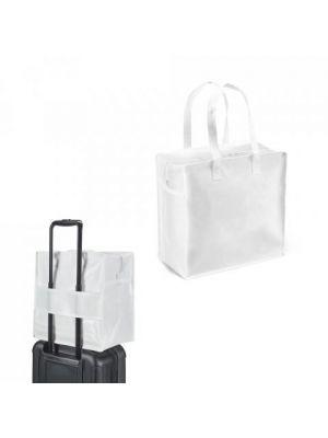 Maletas y trolleys arasta. bolsa no tejido con publicidad imagen 3