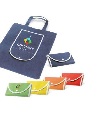 Bolsas plegables arlon no tejido con logo imagen 2