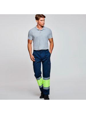 Pantalones reflectantes roly naos de algodon con impresión vista 1