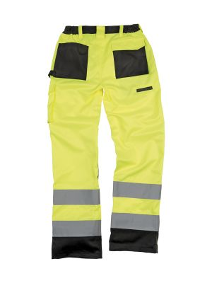 Pantalones reflectantes result cargo imagen 1