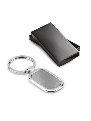Llaveros con placa zabel de metal para personalizar imagen 1