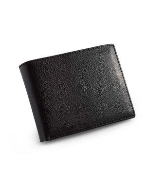 Carteras y monederos barrymore. billetera de piel con publicidad imagen 2