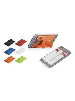 Soportes móviles carver de silicona con logo imagen 1