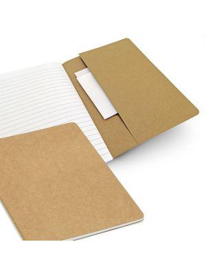 Libretas sin anillas kostova de cartón ecológico con impresión imagen 3