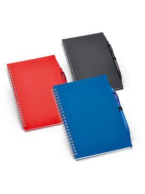 Cuadernos con anillas mironte de plástico con logo imagen 3