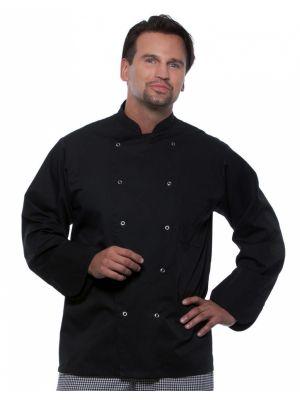 Chaquetas de cocinero karlowsky chef unisex vista 1