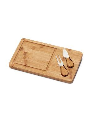 Tablas cocina woods de metal ecológico con publicidad imagen 2