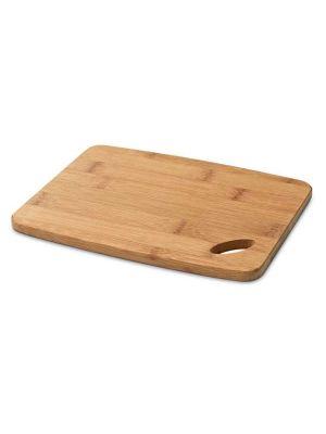 Tablas cocina capers de bambú ecológico con logo imagen 2