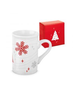 Navidad erie. taza de cerámica para personalizar vista 2