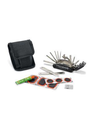 Kit herramientas roglic. set de herramientas para bicicleta con logo vista 1