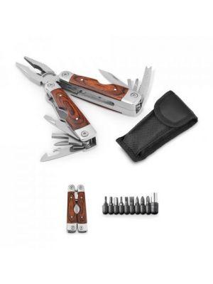 Kit herramientas magnum. set de herramientas de metal con impresión imagen 4