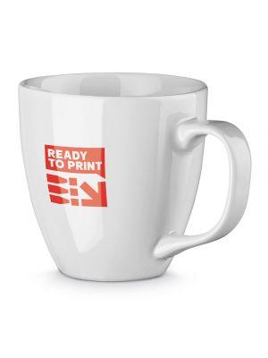Tazas para personalizar panthony own de porcelana con logo vista 1