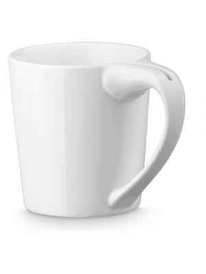 Taza clásica wring de porcelana vista 1