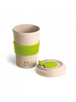 Vasos para llevar canna de bambú ecológico imagen 1