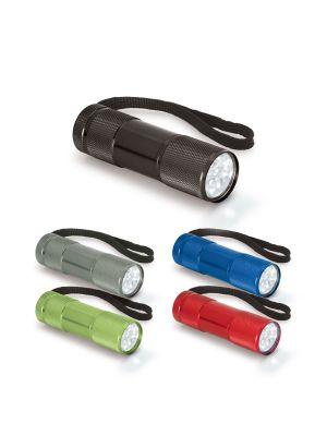 Linternas flashy de metal con publicidad vista 1