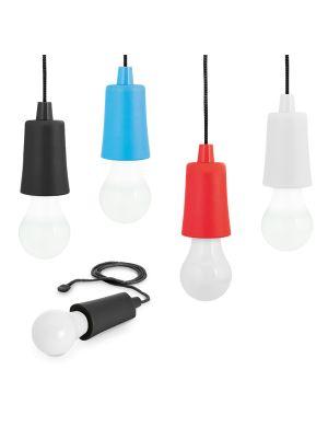 Otros accesorios de pc lighty. lámpara portátil de plástico con publicidad imagen 1