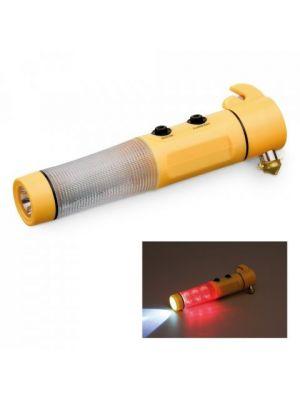 Automóvil flashmer. martillo de emergencia para personalizar vista 3