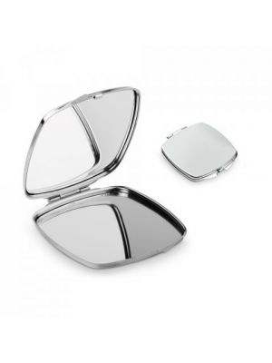 Espejos shimmer de metal con publicidad imagen 3