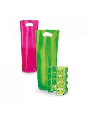 Enfriadores y cubiteras coolit. bolsa enfriadora para 1 botella con logo imagen 2