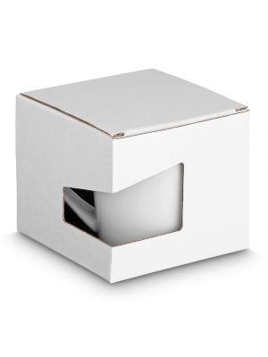 Fundas y embalajes gb wring de papel con logo vista 1