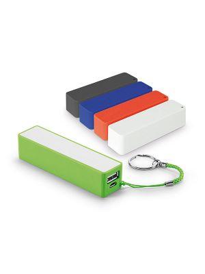 Baterias power bank gibbs de plástico con publicidad imagen 1