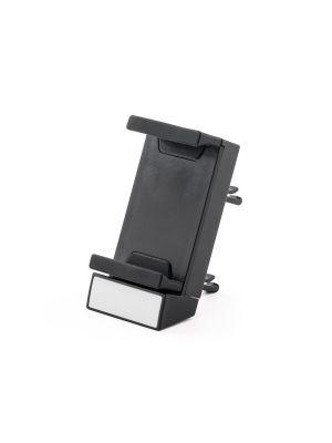 Accesorios móviles y tablet wallis. soporte de móvil para el coche de plástico con logo imagen 2