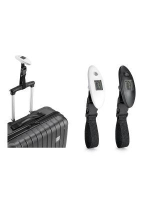 Otros accesorios de viaje checkin. bascula para equipaje de plástico con logo imagen 2