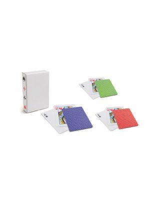 Barajas y juegos de mesa cartes. baraja de 54 cartas de papel para personalizar imagen 2