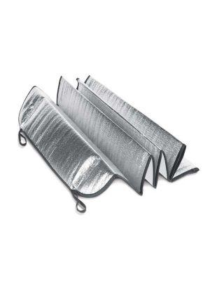 Parasoles de coche sunshade de eva con publicidad vista 1