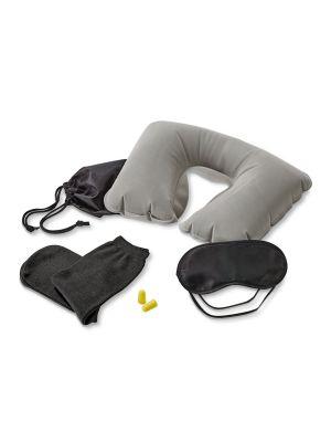 Almohadillas de viaje travelx con logo imagen 2