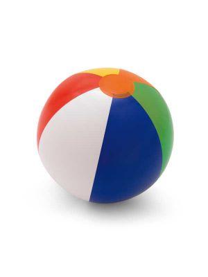 Balones de playa paraguai de plástico con publicidad imagen 1