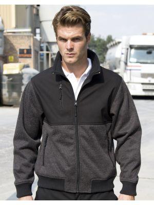 Chaquetas de trabajo result chaqueta brink con impresión vista 2