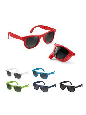 Gafas de sol publicitarias zambezi de plástico con logo imagen 2