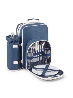 Picnic arbor. mochila térmica para pícnic de poliéster para personalizar imagen 2