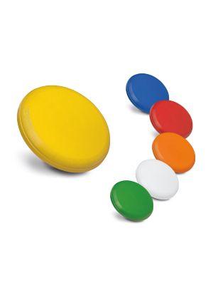 Juegos de playa yukon. disco volador de plástico con publicidad imagen 2