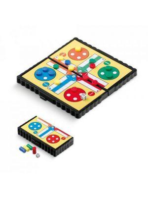 Barajas y juegos de mesa magnetic. juego de viaje vista 2