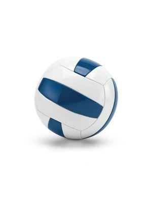 Complementos deportivos volei. pelota de voleibol con publicidad vista 1