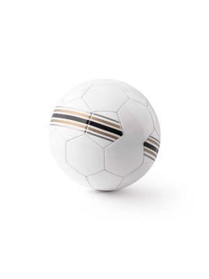 Complementos deportivos crossline. pelota de fútbol con publicidad imagen 2