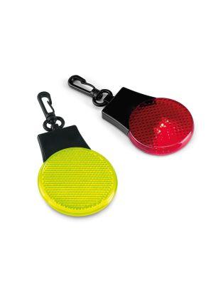 Complementos deportivos nibali. luz reflectante con logo imagen 2