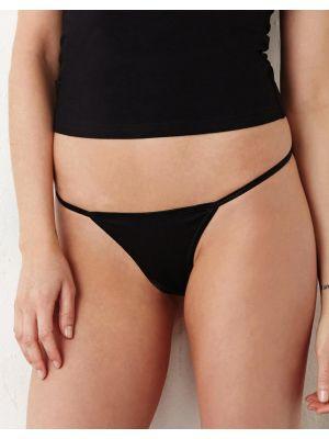 Underwear bella tanga algodón spandex mujer con impresión vista 2