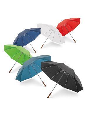 Paraguas grandes de golf roberto de poliéster con impresión vista 1