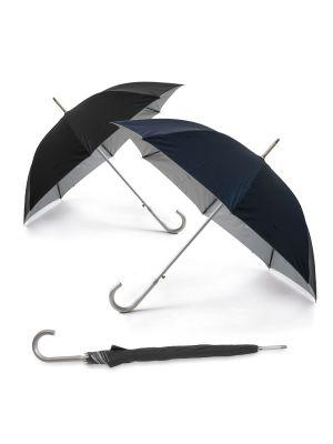 Paraguas clásicos karen de poliéster con impresión imagen 2