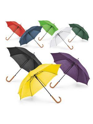 Paraguas clásicos patti de poliéster con publicidad imagen 2