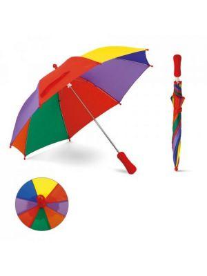 Paraguas clásicos bambi de poliéster con impresión vista 5